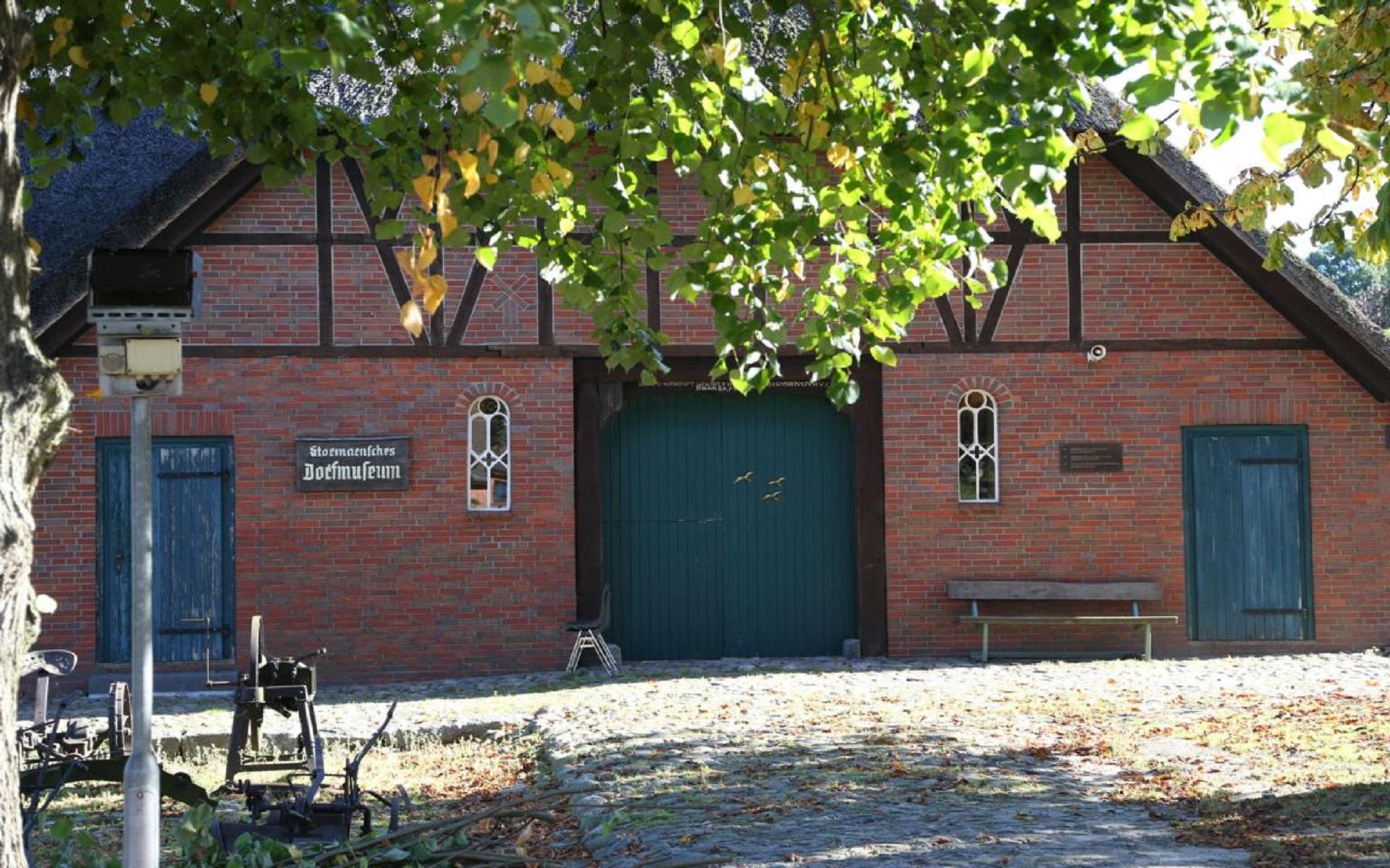 Dorfmuseum seitlich